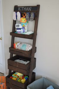 childrens storage and display